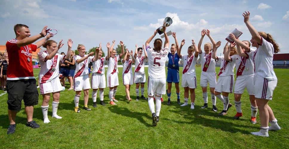 2 Platz Beim U19 Wfc Cup 2018
